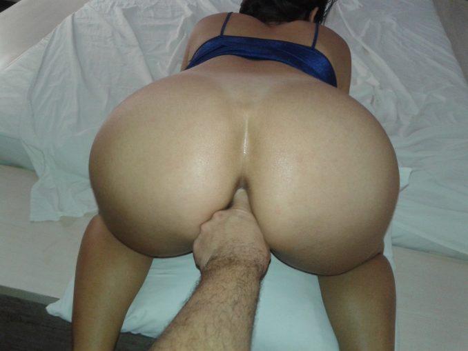 Raquel exibida fazendo sexo anal
